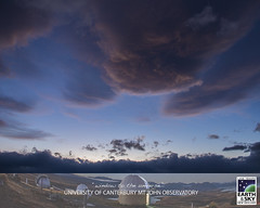 Venus (Earth & Sky NZ) Tags: astronomy astrophotography mtjohn mtjohnobservatory observatory universityofcanterburymtjohnobservatory mtjohnuniversityobservatory earthandsky newzealand nz starlightreserve darkskyreserve aorakimackenzieinternationaldarkskyreserve internationaldarkskyassociation ida mackenziebasin mackenzie aoraki stargazing tekapo laketekapo igorhoogerwerf sunset clouds venus promotional
