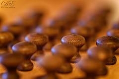 Wooden Pawn Among Others (debahi) Tags: macromondays inarow wood serie profondeurdechamp bokeh dof strobist strobe texture depthoffield macro classic game play lines group unit