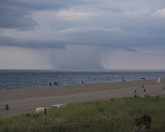 Ocean City Squall by Michael Galeone (AccessDNR) Tags: 2016 photocontest scenery sceniclandscape summer storm squall beach oceancity natureinaction
