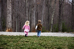 Best friends still... (LuAnn Hunt) Tags: kids walking children toddler sweet adorable bestfriends