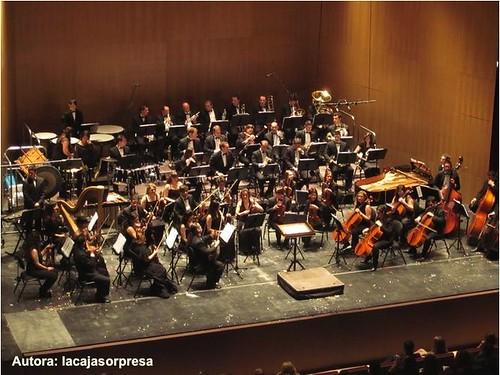 Orquesta de Melilla.Inauguración del Kursaal