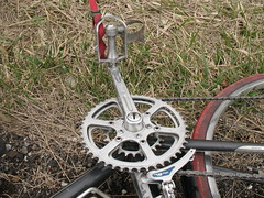After Spring cleaning (ddsiple) Tags: cycling clean ta triple braxton stronglight chainrings