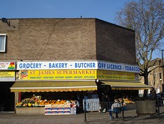 Picture of St James Supermarket, SE16 3TX