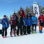 Mt. Washington K1 Provincials -Kombi