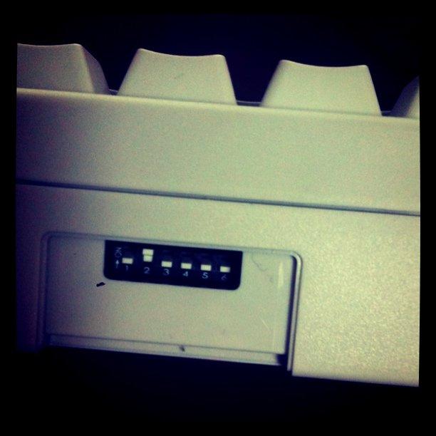 Macintoshモード
