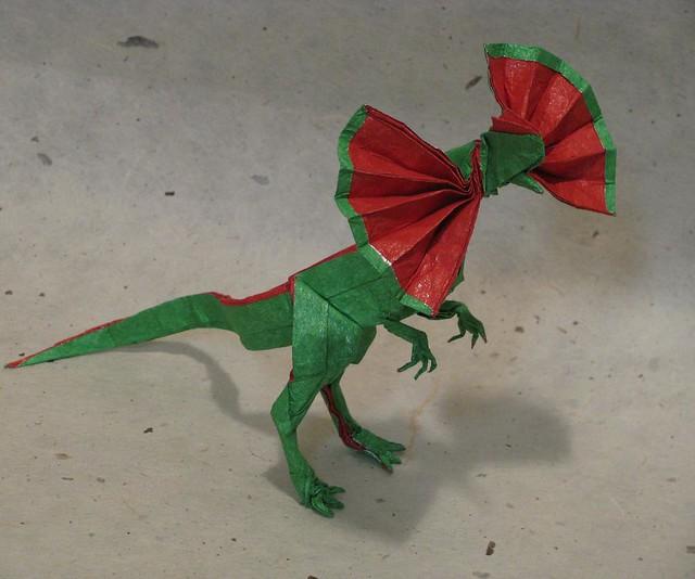 Dilophosaurus 1.8 (Carillo) (2/2)