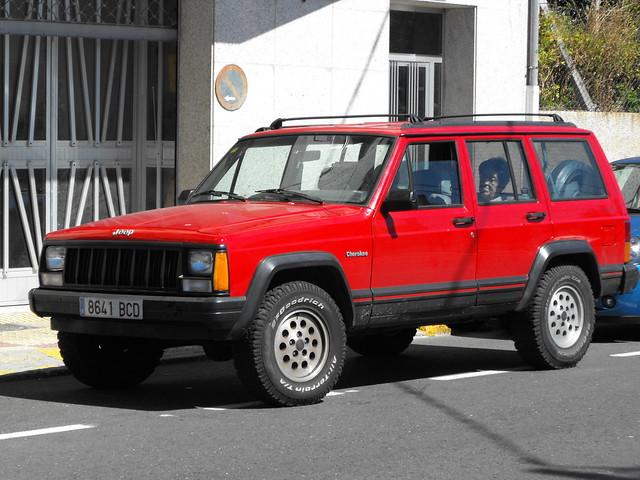 jeep cherokee 40