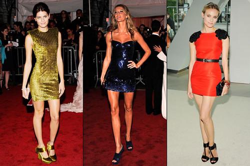 vestidos curtos para festas 2011