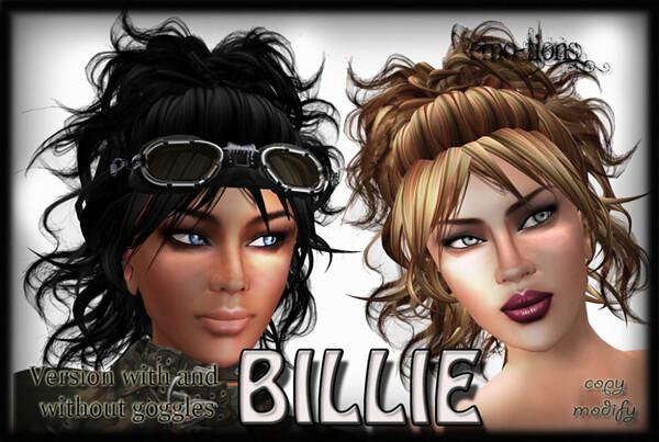 BILLIEhair