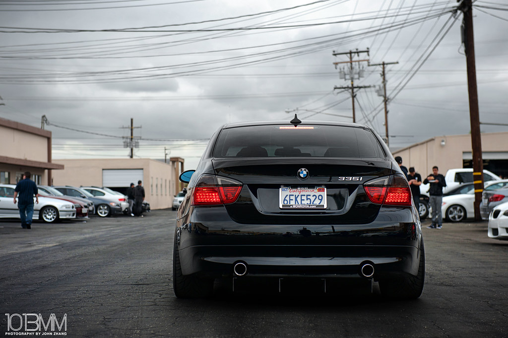 Diy Request How To Install Blackline Tail Lights E90