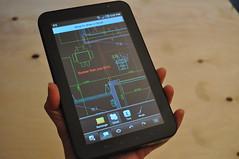AutoCAD WS mobile