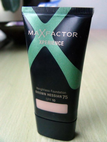 Base MaxFactor Xperience