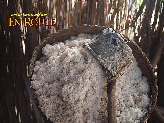 Pasuquin Saltmaking