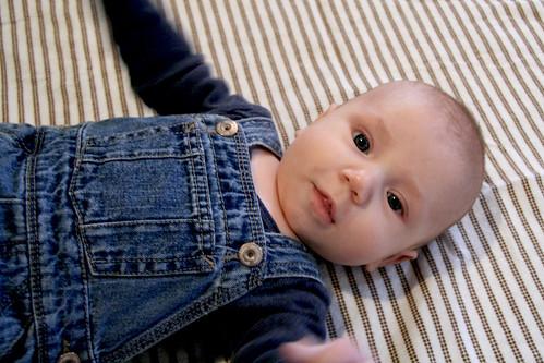Jonas at 3 months