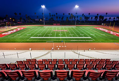 SBCC Stadium (Santa Barbara City College), revision 1 (thedot_ru) Tags: california santa ca city usa college field santabarbara night geotagged la stadium playa barbara canon5d showcase 2010 sbcc citycollege laplayafield