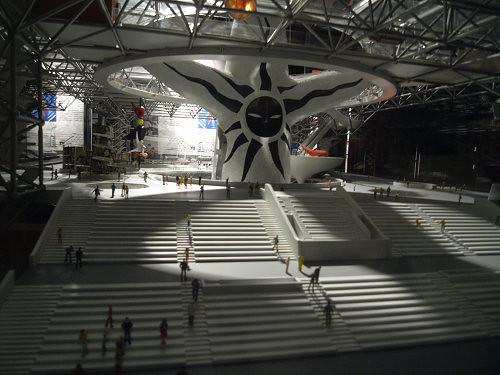常設展示室@EXPO'70パビリオン-22