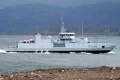 RNoN Mly (Tailothebank) Tags: norway ships navy destroyer frigate nato minesweeper warships mly maloy minehunter royalnorwegiannavy navalexercise greyfunnel jointwarrior2011