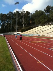 Finishing up the UCLA Tri 5000
