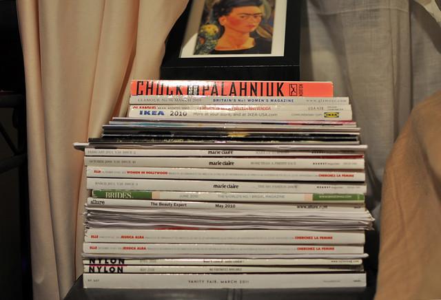 Nylon Magazines