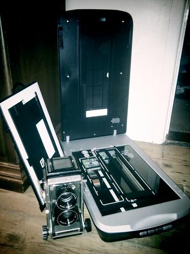 Epson V500 Scanner