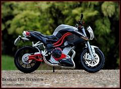 Benelli TNT Titanium - Explored 2011-04-04   #332 (tamahaji) Tags: real tnt titanium 112 superbike diecast benelli malaydiecasters