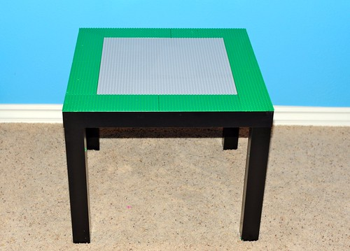 Lego Table Tutorial
