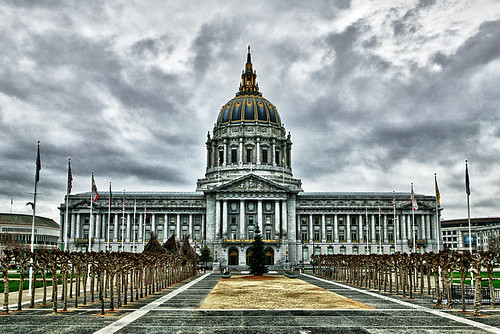 City Hall - San Francisco, CA by D. Joseph Brown Photography