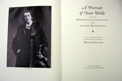 A Portrait of Oscar Wilde