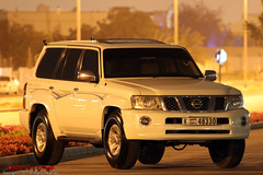 The Devil of Nights ( V|) Tags: auto car sport nissan 4x4 transport 4wd vehicle motor 4800 suv patrol vtc