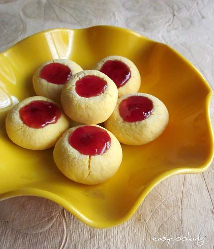 Jam biscuits 2