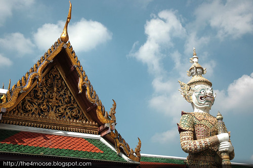 Grand Palace & Wat Phra Kaew
