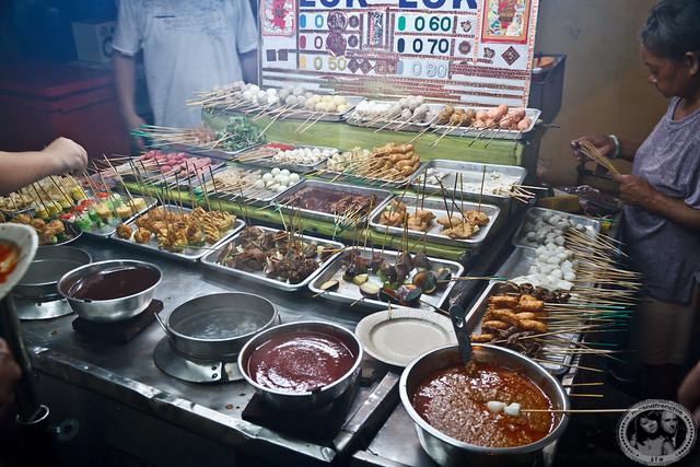 Street Food Skewers