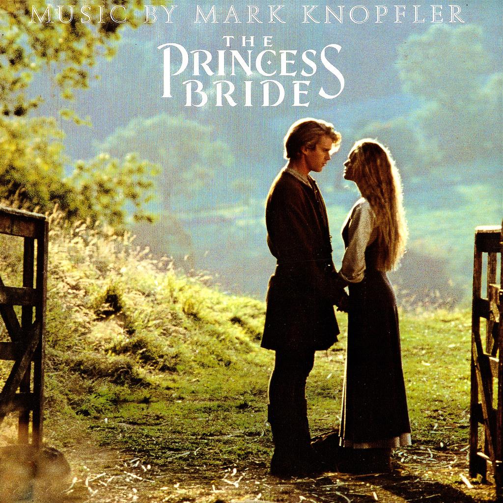 The Princess Bride Lp Cover Art