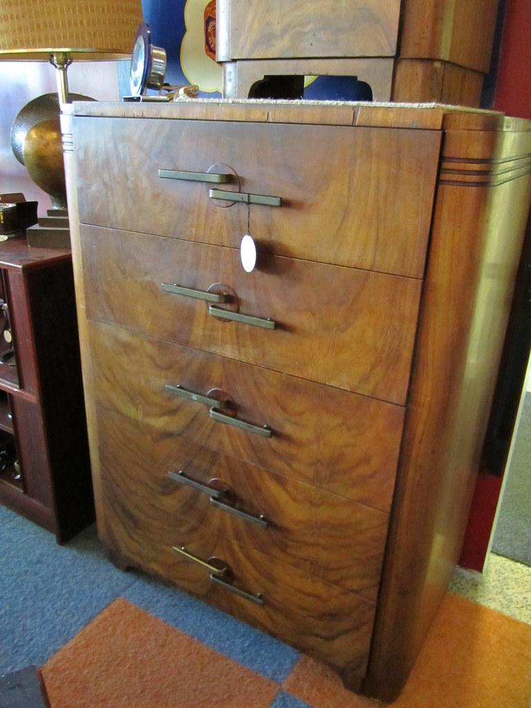 1940s Deco Dresser