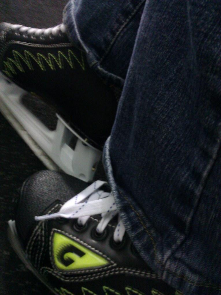 I love my new skates!