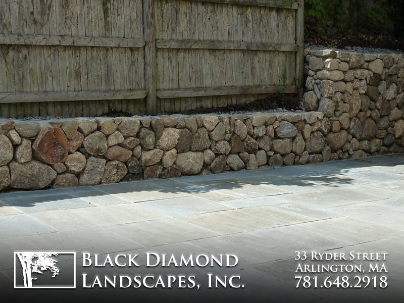 Cambridge, MA Stone Wall & Driveway Construction (Black Diamond  Landscapes) Tags: - The World's Best Photos By Black Diamond Landscapes - Flickr Hive Mind