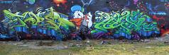 Tobe - Hek Space Duck 2011 (Tobe77) Tags: street streetart art wall graffiti design blog graphic character tobe style grafik walls bremen hek tobe77 tswcrew bremengraffiti tobegraffiti