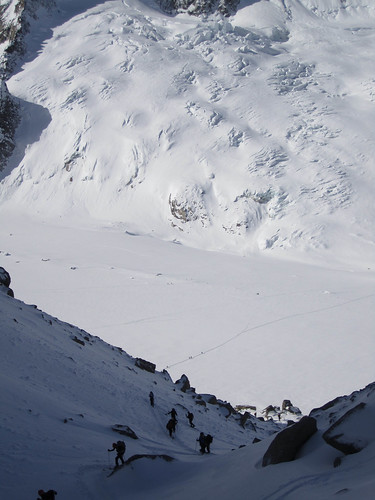 Chardonnet Ascent