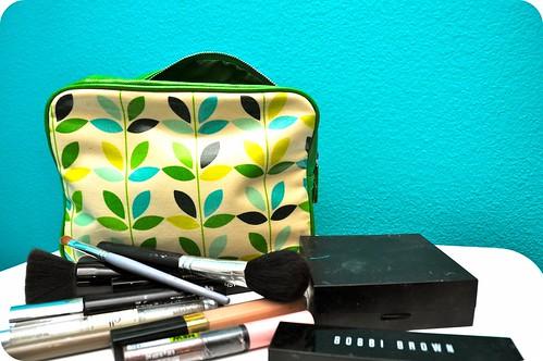 Angry Julie's Make-Up Bag