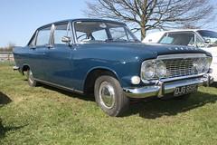 Ford Zodiac (Boxley) Tags: ford car kent detling fordzodiac djg858c