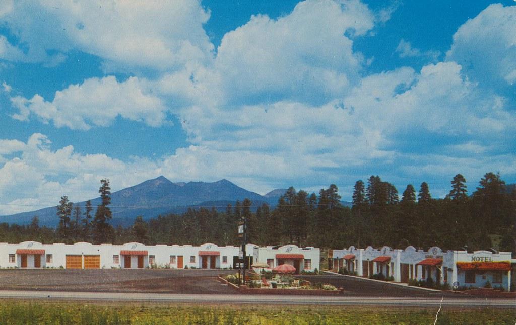 Ben Franklin Motel - Flagstaff, Arizona