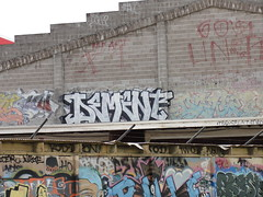 DEMENT (Same $hit Different Day) Tags: graffiti oakland bay east dement kil dmt