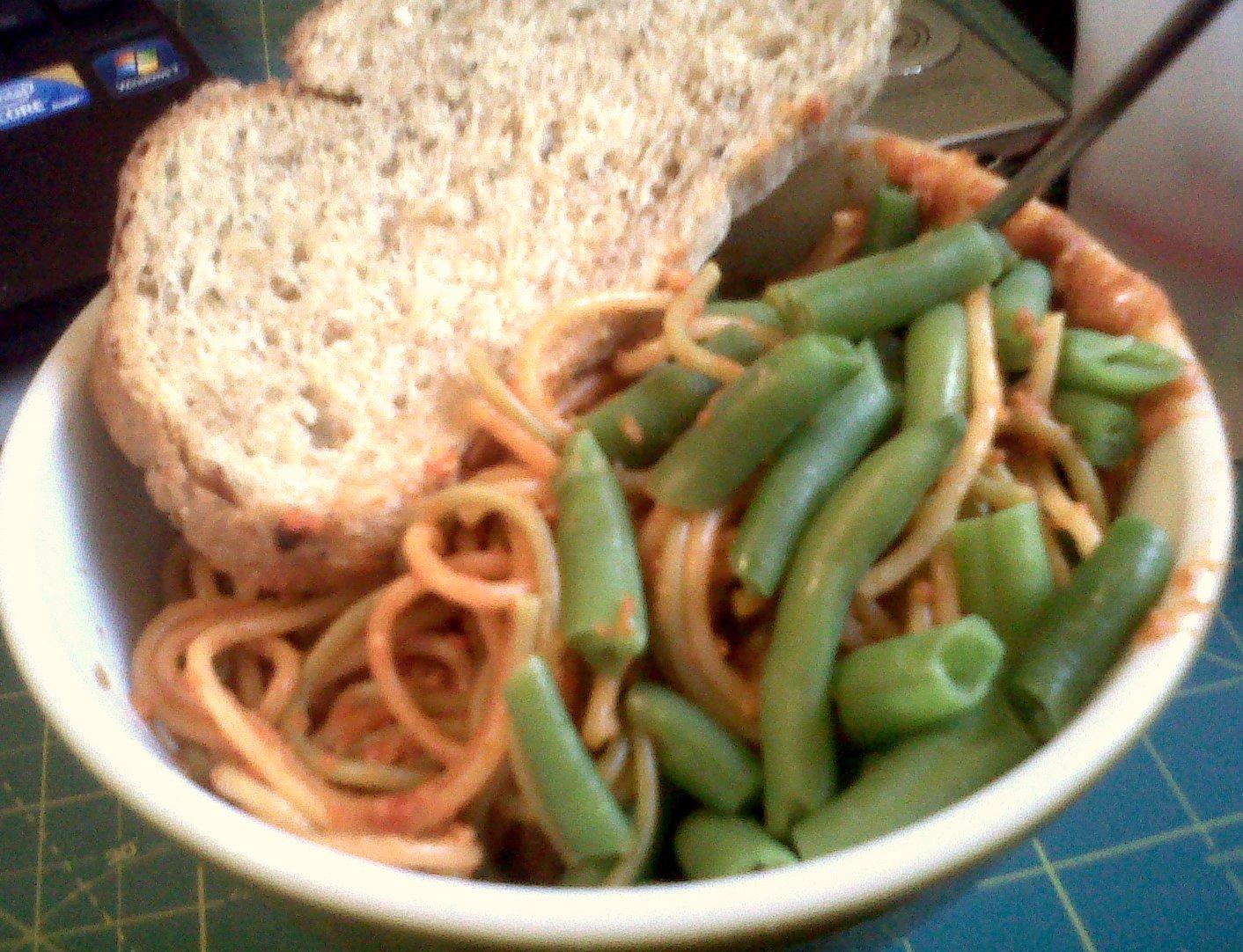 4.13.11 Baked Mozzarella Spaghetti 3