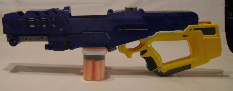 The World's most recently posted photos of longshot and nerf