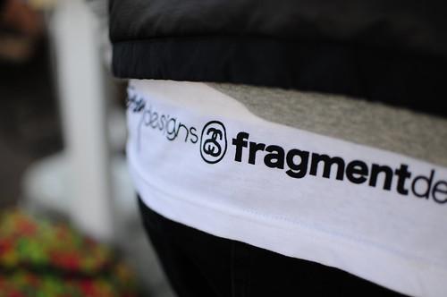 Stussy x fragment