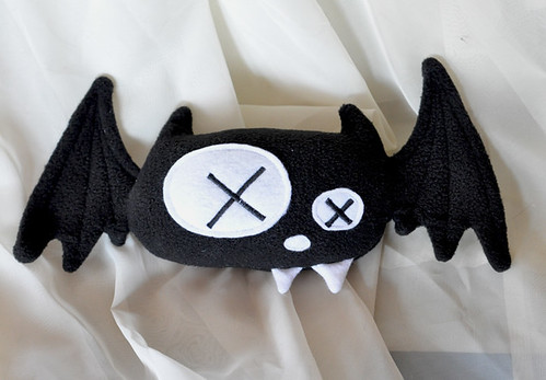 Dead Bat Plush - Final Version