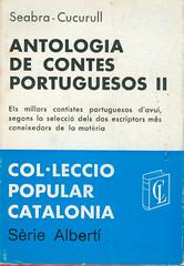 Seabra - Cucurull, Antologia de contes portuguesos II