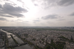 Eiffel Tower from the Top 10