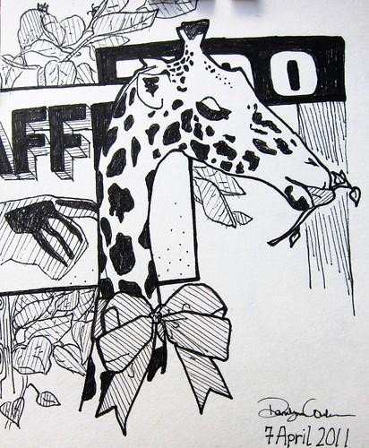 DrawingGiraffe