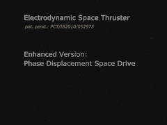 Phase Displacement Space Drive  Interstellar Propulsion (MFerreiraJr) Tags: startrek mars moon starwars ufo nasa spaceship spaceshuttle spacecraft starship hyperdrive ovni spaceflight interstellar nuclearfusion warpdrive electrodynamic fusionreactor fusor crossfirefusionreactor phasedisplacementspacedrive spacepropulsion